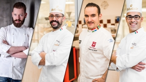 Training, demo e master ai Puratos Innovation Excellence Center